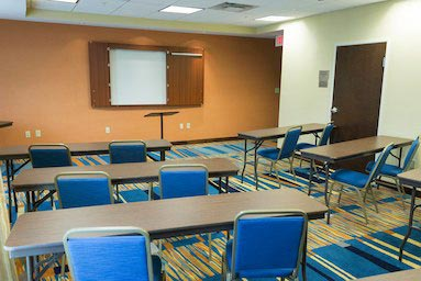 Photo of Fairfield Inn & Suites Slippery Rock Meeting Room